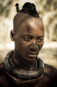 Himba uomo
