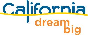 Visit California dream big