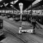 Berengo Gardin tram Milano