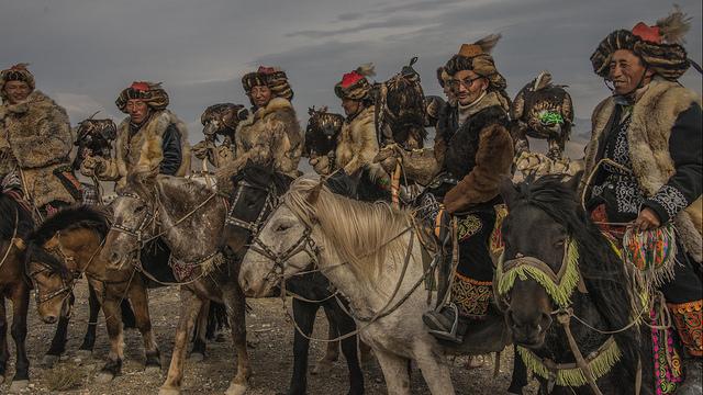 Mongolia, Festa delle Aquile 2015 - Foto: © Mark Robinson