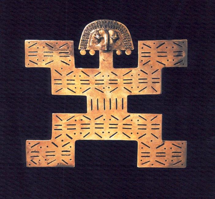 Museo del Oro - Pectoral