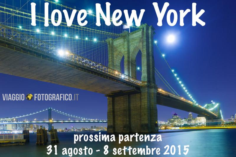 New York settembre 2015