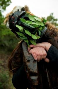 Sardegna carnevale Austis sos Colonganos