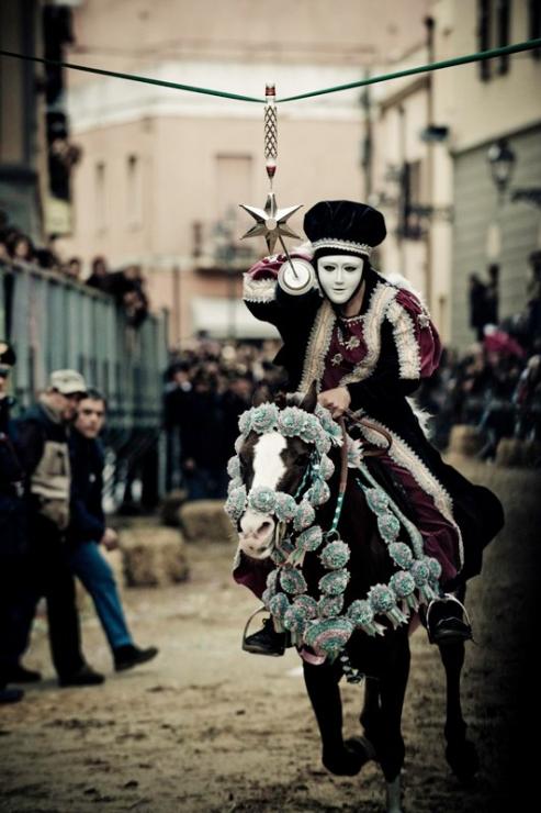Sardegna carnevale Componidori Oristano