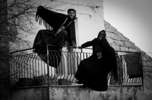 Sardegna carnevale Lodine su Ziomo