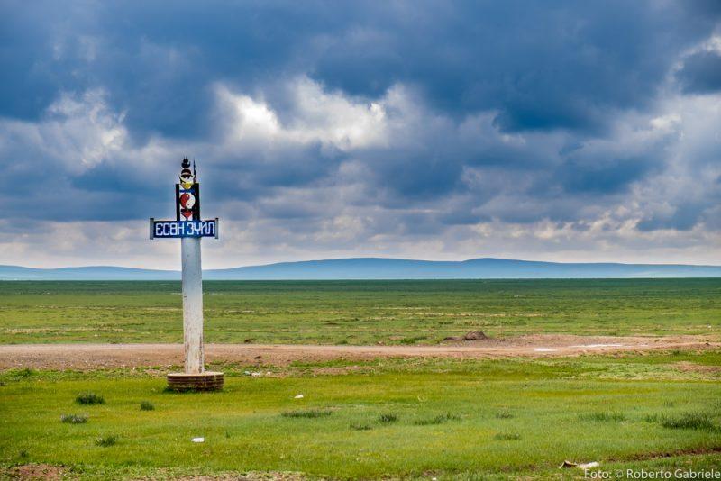 Il territorio nel Gobi non è solo deserto.