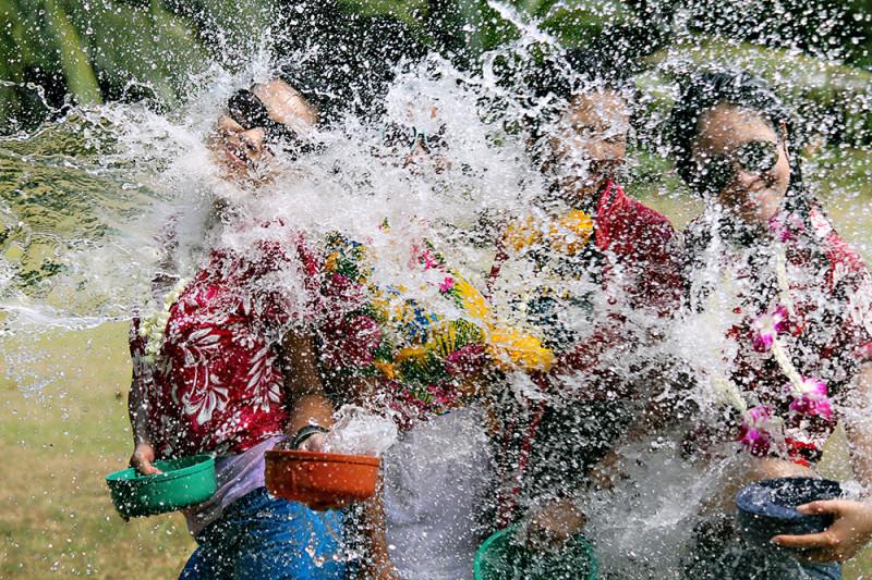 Thailandia Songkran 8