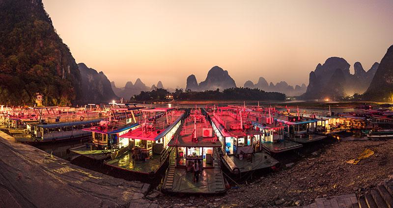 Cina Xingping - Foto: © Carlos Adampol Galindo
