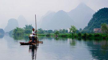 Cina Yangshuo - Foto: © P Bibler