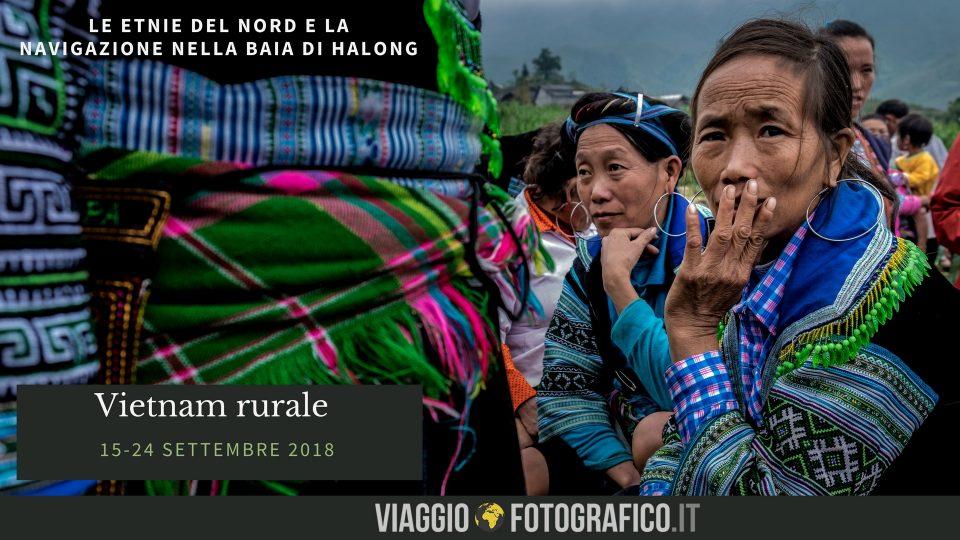 Vietnam rurale e Baia di Halong  15-24 settembre 2018 - Viaggio ... 02e580b1ebad