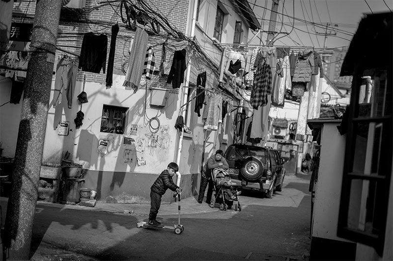 La vecchia città - Foto: © Blake Thornberry