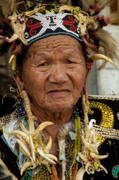 Cerimonia in Kalimantan. Foto: © Roberto Gabriele 2008